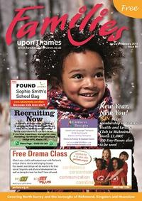 Families upon Thames Issue 86