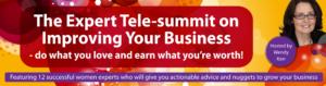 Expert Tele-summit details